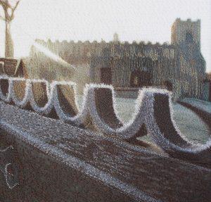 A Frosty Morning in Ewelme